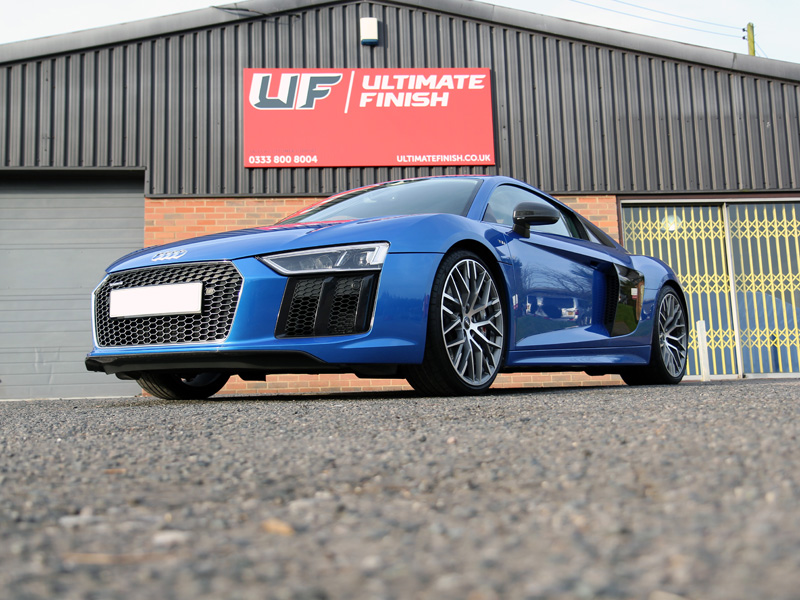 2016 Audi R8 V10 PLUS - Paintwork Correction Treatment