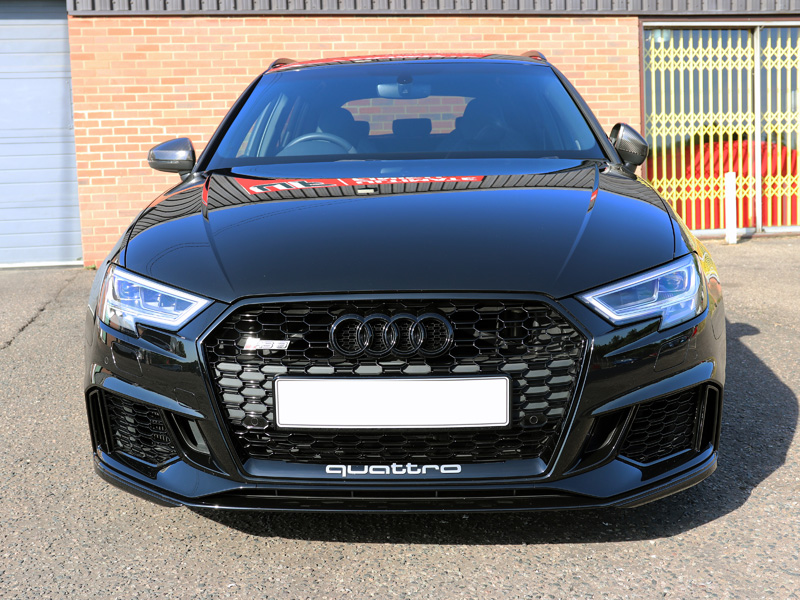 2017 Audi RS3 Quattro - Gloss Enhancement Treatment