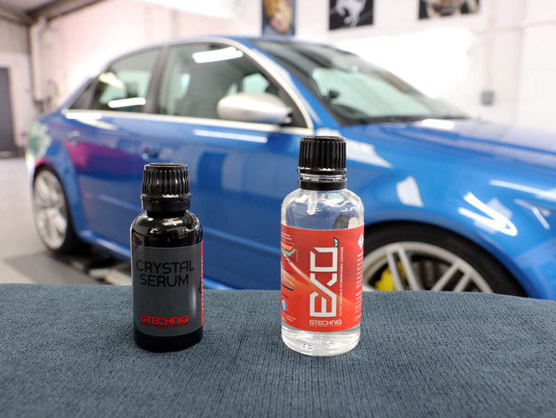 2006 Audi RS4 Quattro - Gloss Enhancement Treatment