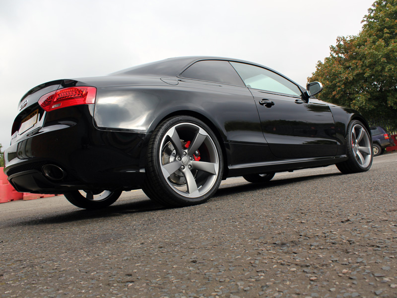 Audi RS5 - New Car Protection Treatment