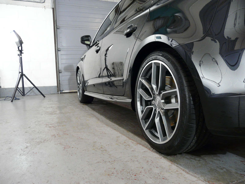 Audi S3 - New Car Protection