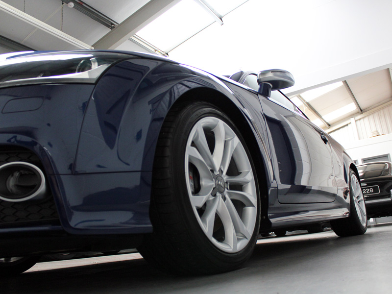 Audi TTS - Gloss Enhancement Treatment