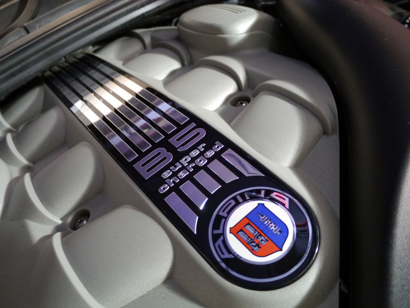 BMW Alpina B5 - Gloss Enhancement Treatment