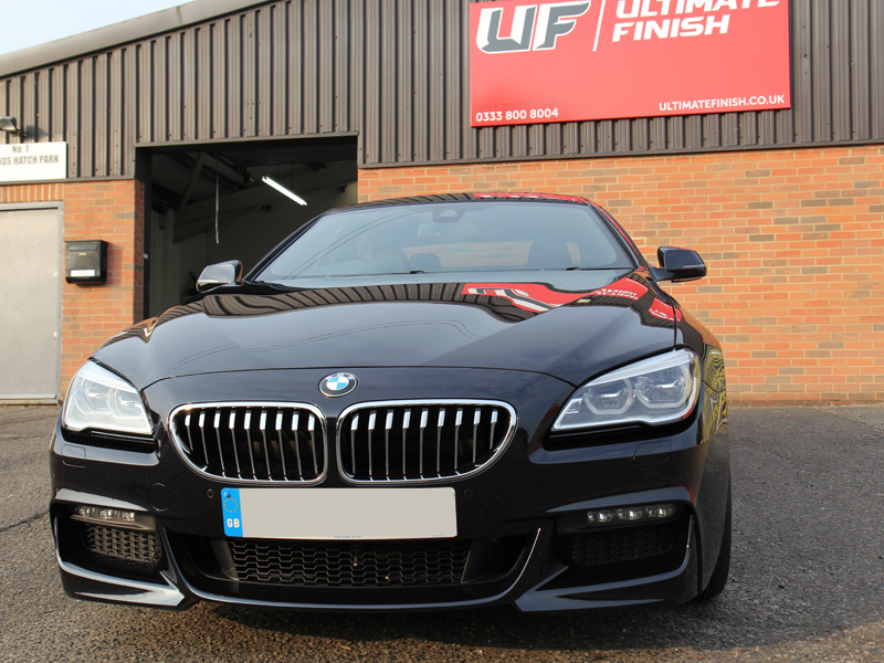 BMW 640d Gran Coupe - Gloss Enhancement Treatment