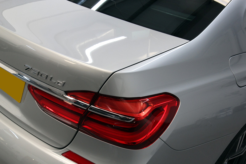 BMW 730 Ld - Gloss Enhancement Treatment