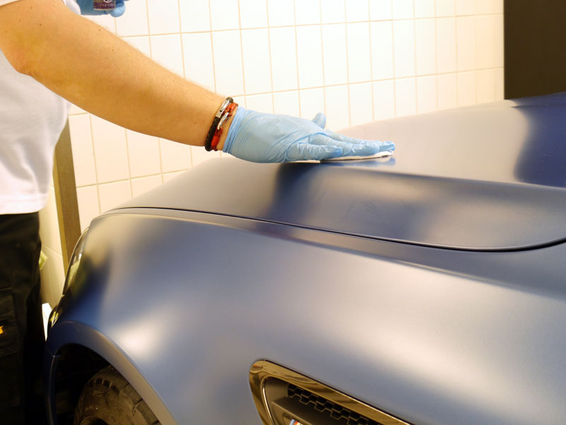 Matt Paint & Satin Finish Protection Treatment