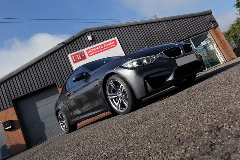 BMW M4 New Car Protection Package