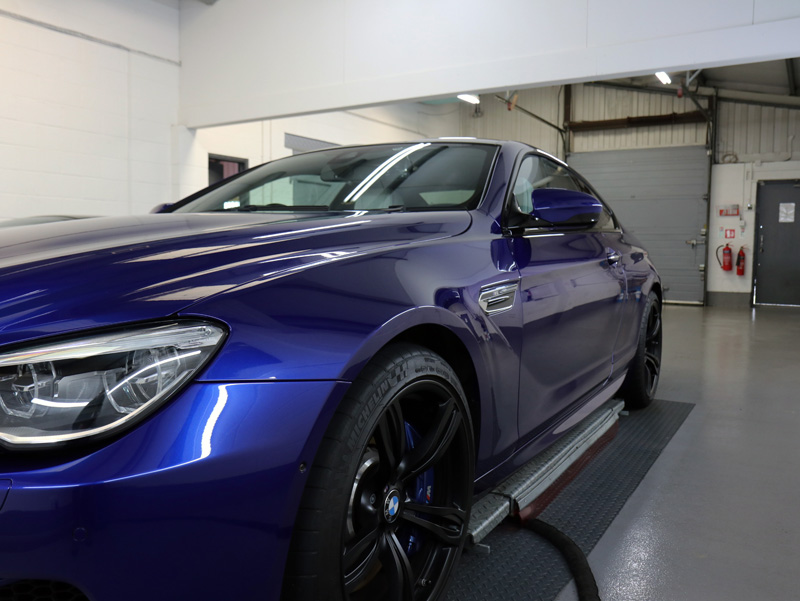 2016 BMW M6 Coupe - Gloss Enhancement Treatment