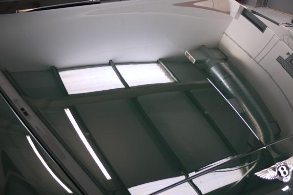 Bentley GT - paintwork corrected through Gloss Enhancement Detail