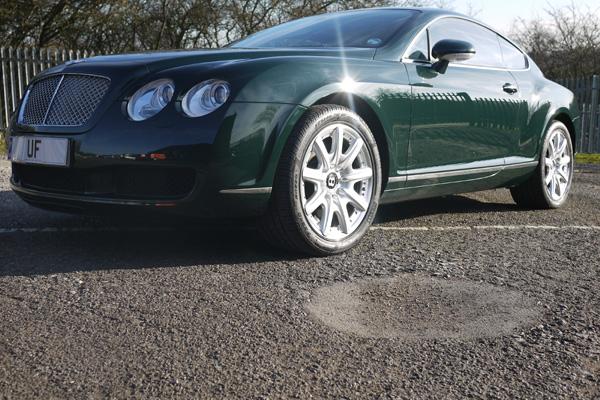 Bentley GT - Swissvax 'Swissvax Best of Show' at Ultimate Detailing Studio