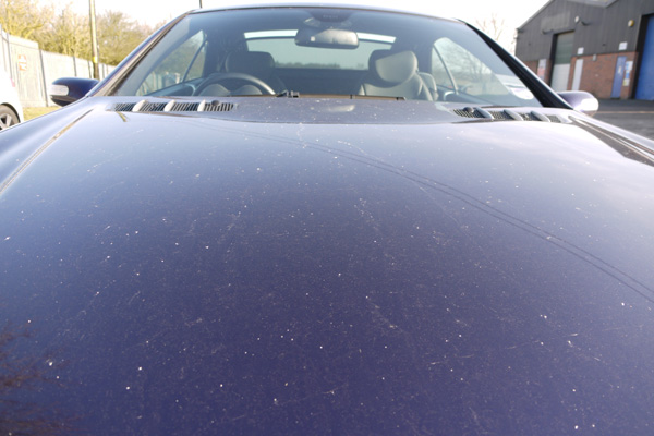 Ultimate Snow Foam helps prevent incurring swirl marks on dirty paintwork