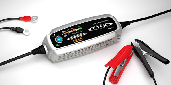 CTEK MXS 5.0 'Test & Charge'