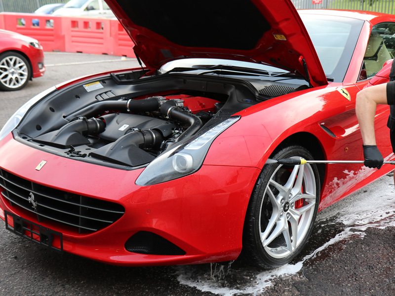 2016 Ferrari California T 'Handling Speciale' - Gloss Enhancement Treatment