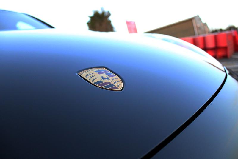 Porsche Cayenne S E-Hybrid New Car Protection Treatment
