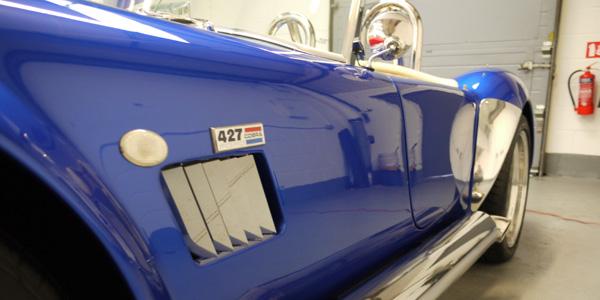 AK 427 AC Cobra at Ultimate Detailing Studio
