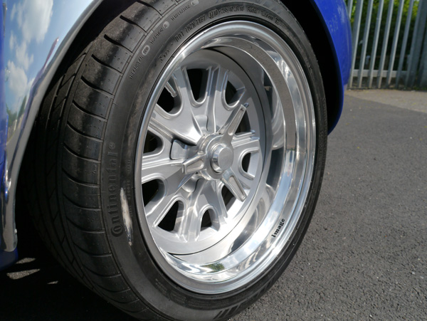 Protect polished rims with 22PLE VM1 Signature Rim & Metal Coat