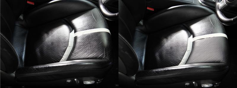 Porsche 911 997 Carrera S Leather Repair Treatment
