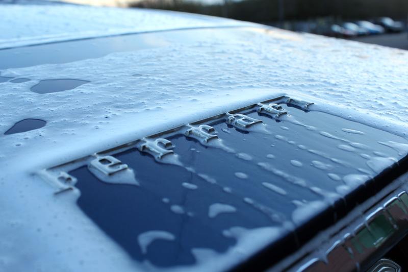 Ferrari 356/GT4 'Daytona' Berlinetta Gloss Enhancement Treatment