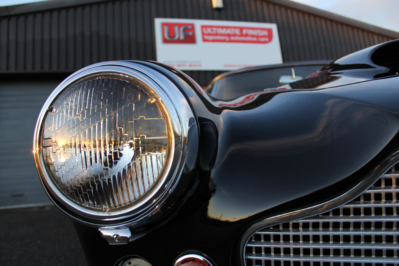 Aston Martin DB4 - Full Paintwork Correction Treatment