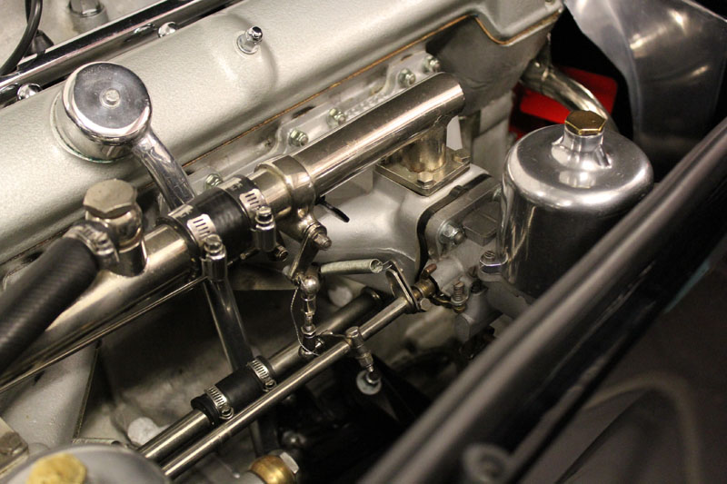 Aston Martin DB4 - Detailing Perfection For Hard Working Engines.