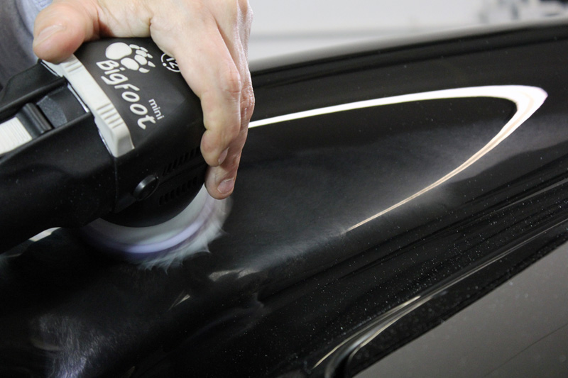 Aston Martin DB4 Paintwork Correction