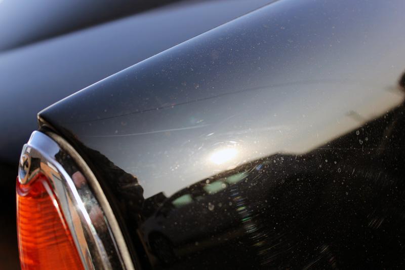 Aston Martin DB4 Paintwork Correction