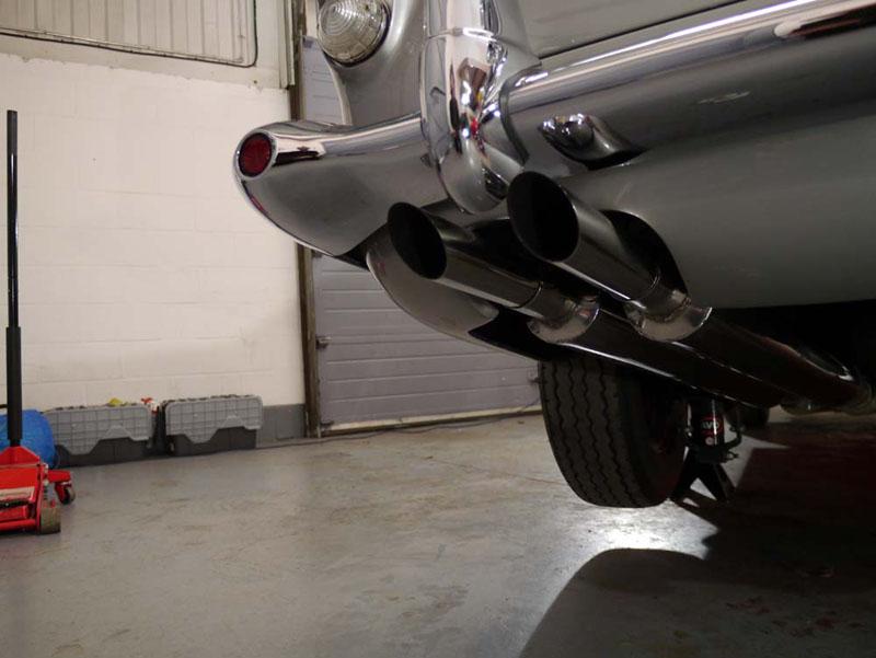Aston Martin DB5 - Full Paintwork Correction