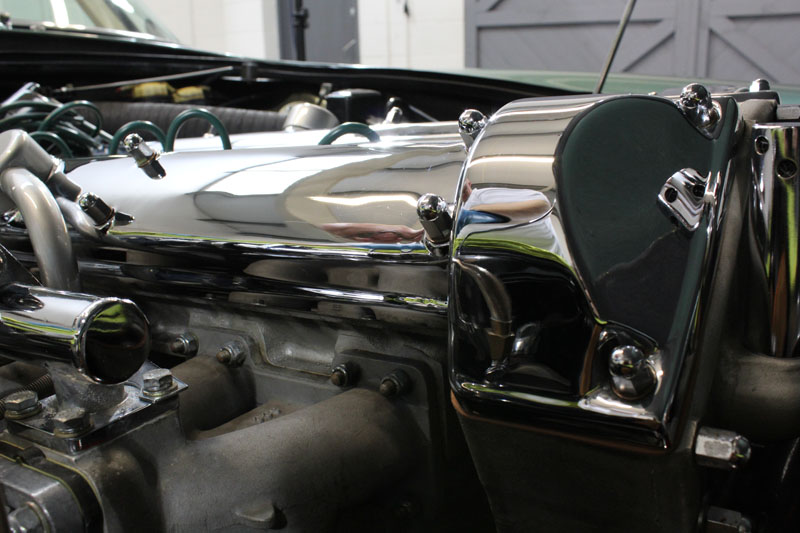 1963 ASTON MARTIN DB5 - Full Paintwork Correction Part One