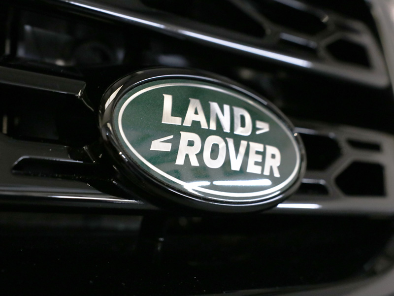 2018 Land Rover Discovery Commercial S - New Car Protection Package