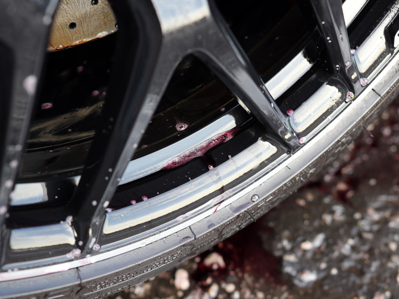 017 Mercedes-AMG E63S V8 BiTurbo Estate - New Car Protection Treatment