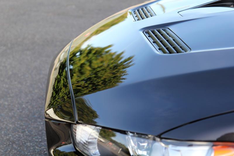 Mitsubishi Lancer Evolution X SST - Paint Correction Treatment