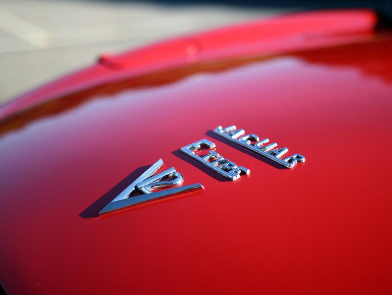 Jaguar E-Type Series 3 - Gloss Enhancement Treatment