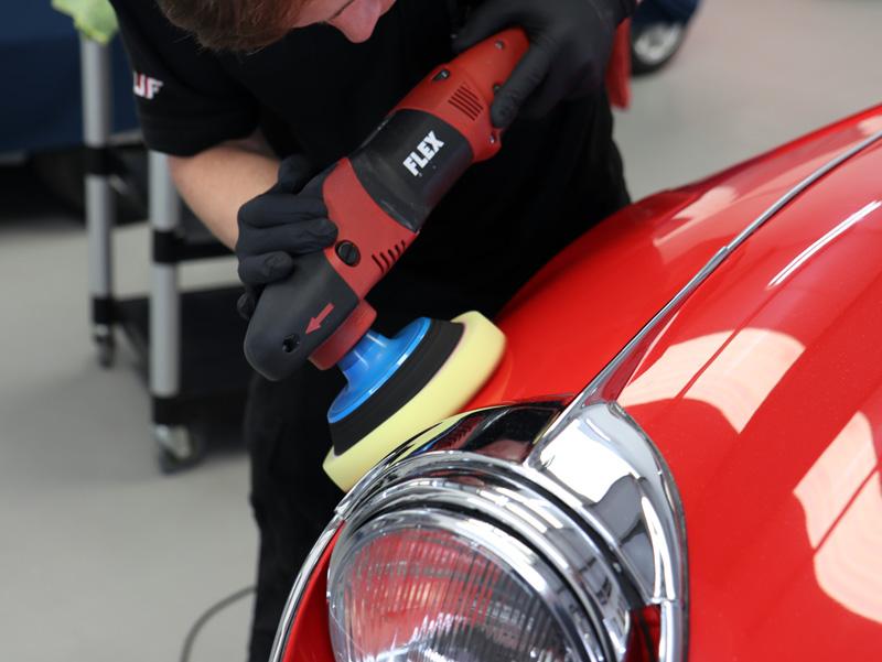 Jaguar E-Type Series 3 - Gloss Enhancement Treatment - Gloss Enhancement Treatment