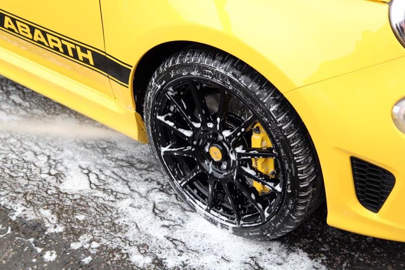 Fiat Abarth 595 Competizione - New Car Protection Treatment