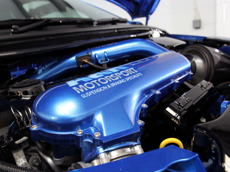 Show Car Preparation For Fast Ford Featured Mk2 Focus Rs
