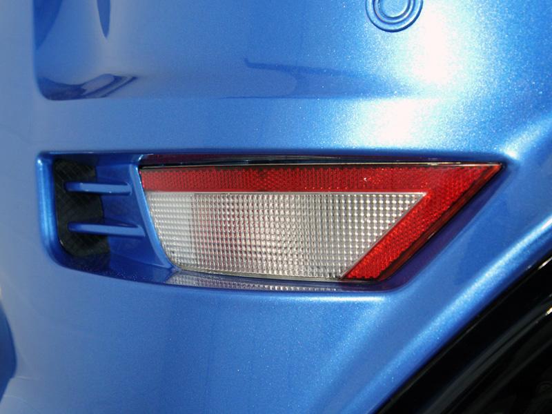 Ford Focus Mk2 RS Show Car Preparation