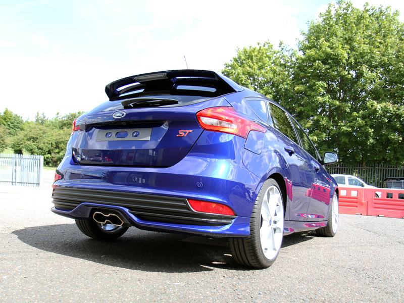 Ford Focus ST-3 Gloss Enhancement Treatment