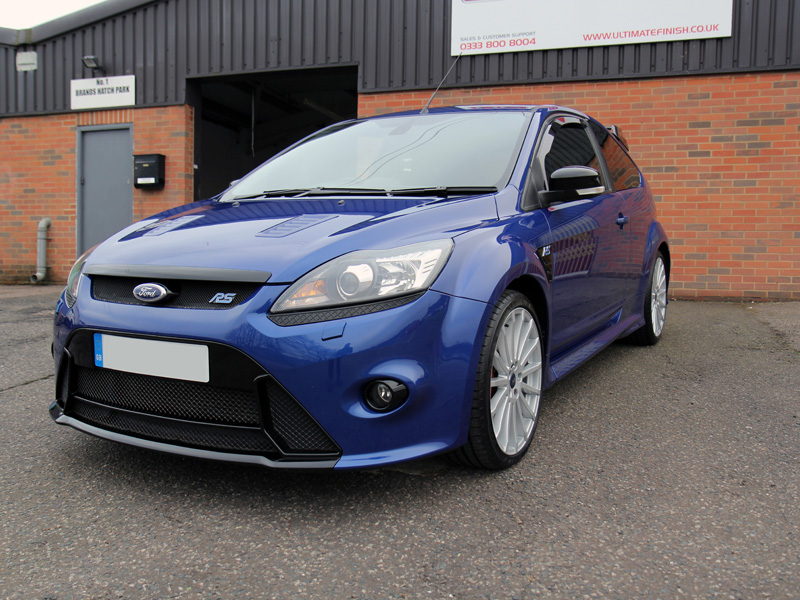 2009 Ford Focus RS Mk 2 - Paint Correction Treatment