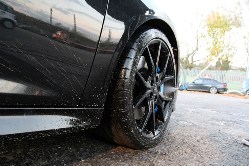 Ford Focus RS - New Car Protection Treatment