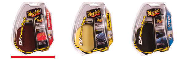 Meguiar's Compound DA Power Pack