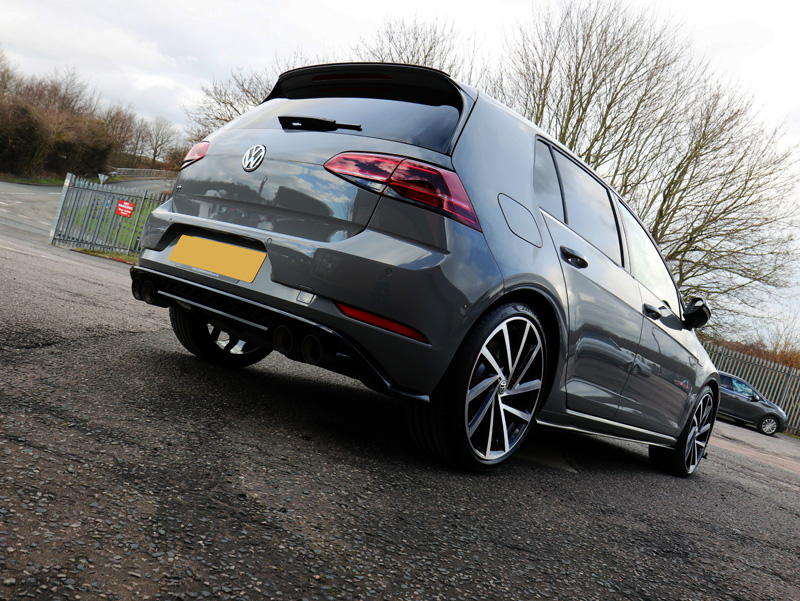 VW Golf R - New Car Protection Treatment