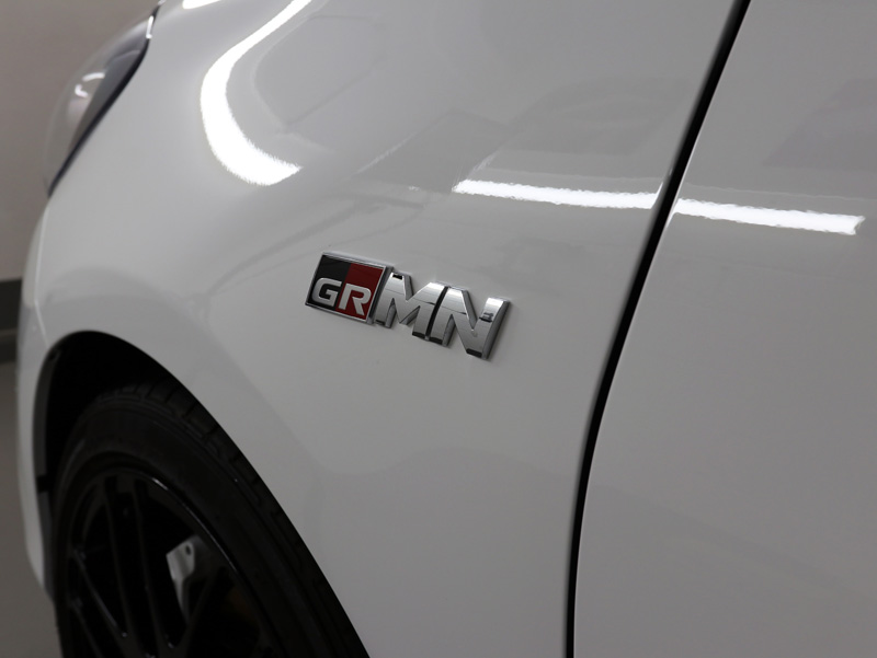 Limited Edition Toyota Yaris GRMN - From Rally To Road