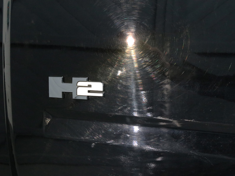 H6 Hummer - Gloss Enhancement Treatment