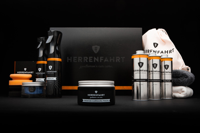 Introducing Herrenfahrt: Gentlemen's Car Care