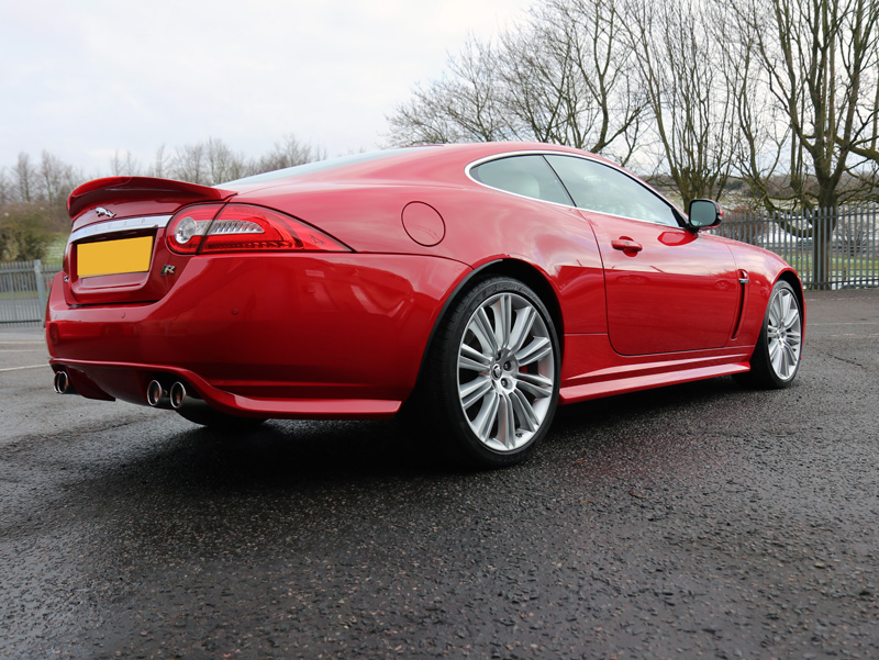 2010 Jaguar XK-R 5.0L V8 Supercharged Coupe - Gloss Enhancement Treatment