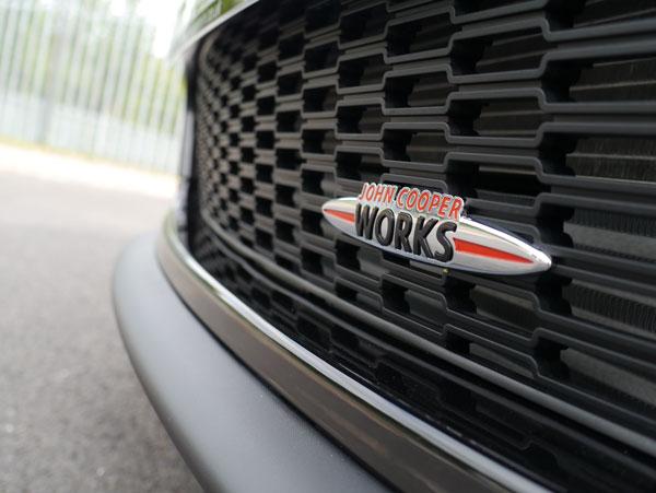 New Car Protection - BMW Mini 'John Cooper Works'