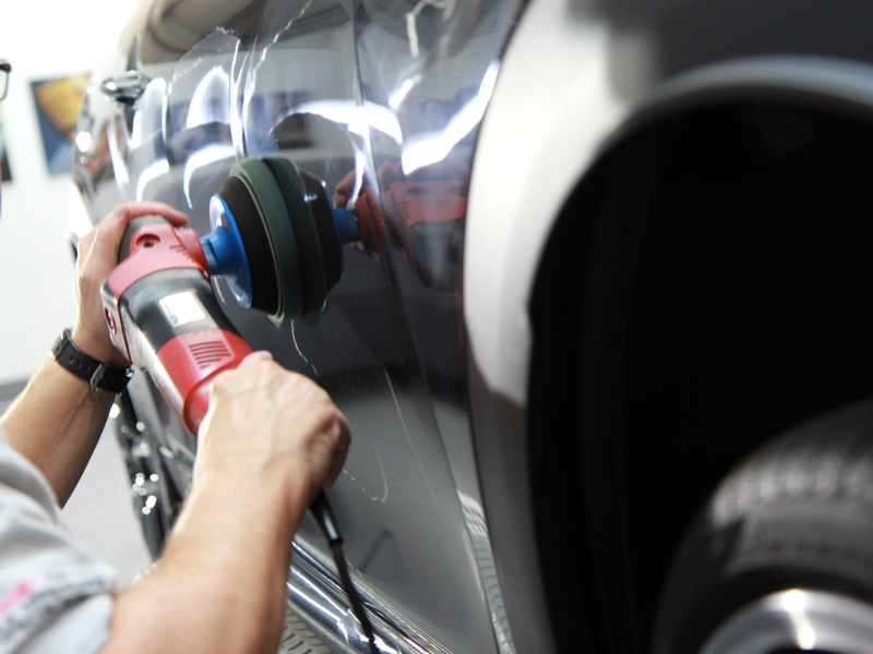 John Cooper Works Mini New Car Protection Treatment