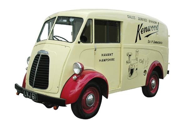 Specialised Covers Elite Transportation Cover for Kenwood Morris J-type van
