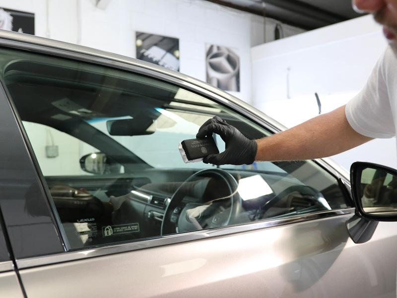 2018 Lexus GS-F - Gloss Enhancement Treatment