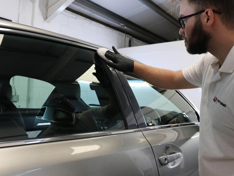 2018 Lexus GS F - Gloss Enhancement Treatment